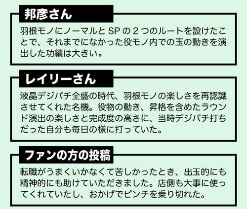 Daiichiパチンコ機種アンケートランキングライター編