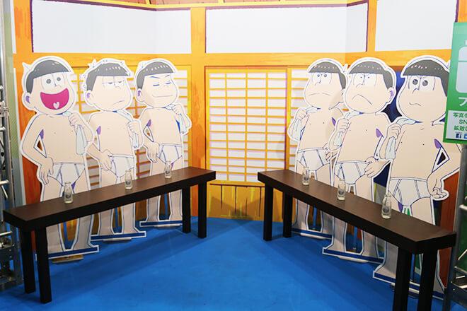 STARWARSはじめアメコミ満載の中おそ松さんでDaiichi参加の東京コミコン2017